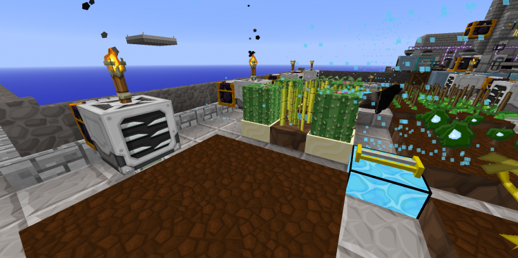 SkyFactory 2 Mod Paketi