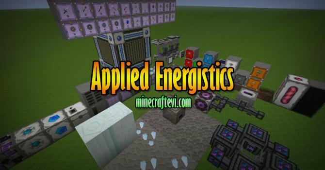 Applied Energistics Modu