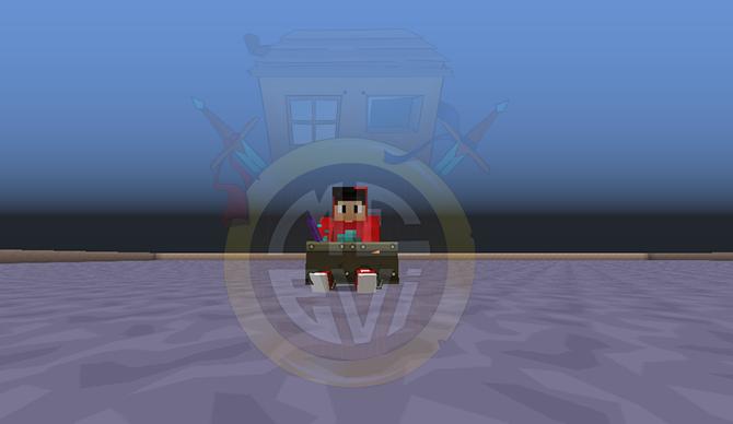 Minecraft-Modsuz-Araba-Redstone