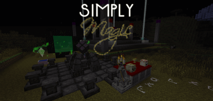 Simply Magic Mod Paketi – 1.7.10