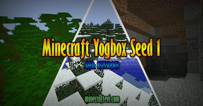 Minecraft Yogbox Seed 1