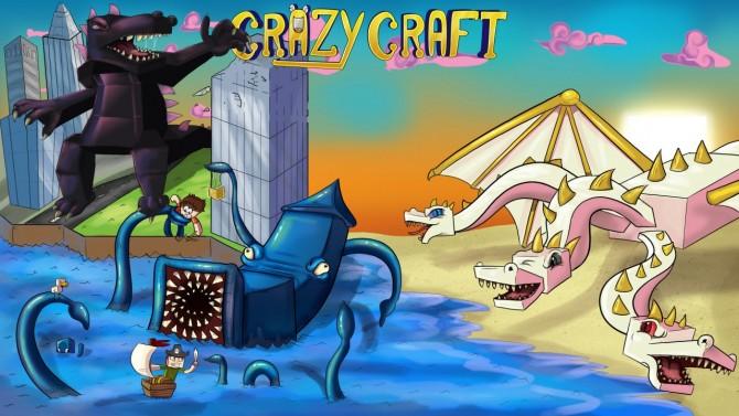 Crazy Craft 2.2- Otomatik Yükleyici