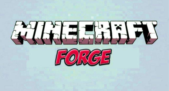 Minecraft 1.9 Forge Yayınlandı.
