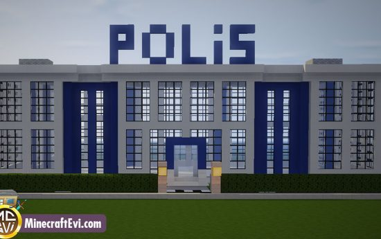 minecraft-polis-karakolu-build