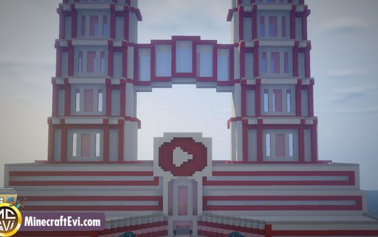 minecraft-youtube-ofis-build