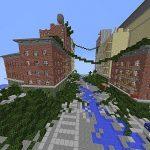 The Last Of Us Map Minecraft Evi - Minecraft last of us map