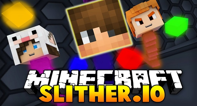 Slyther Minecraft Mini-Game Haritası