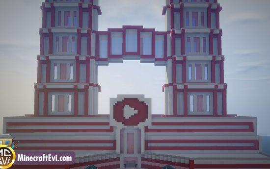 minecraft-youtube-ofis-build
